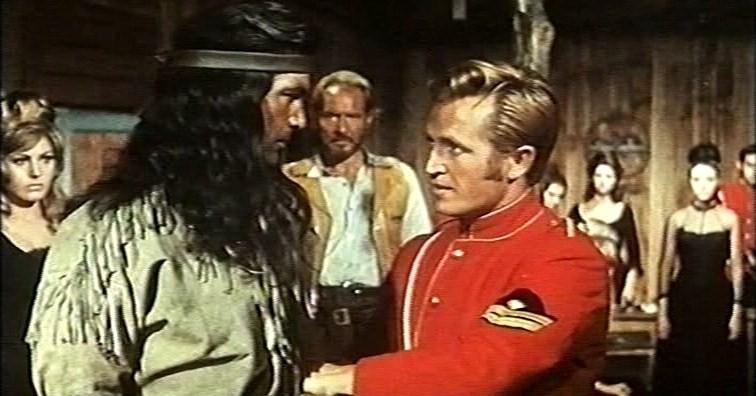 Sang et Or - Frontera al Sur [Kitosch, l'uomo che veniva dal Nord] (1966) - José Luis Merino [Joseph Marvin] Vlcsn401