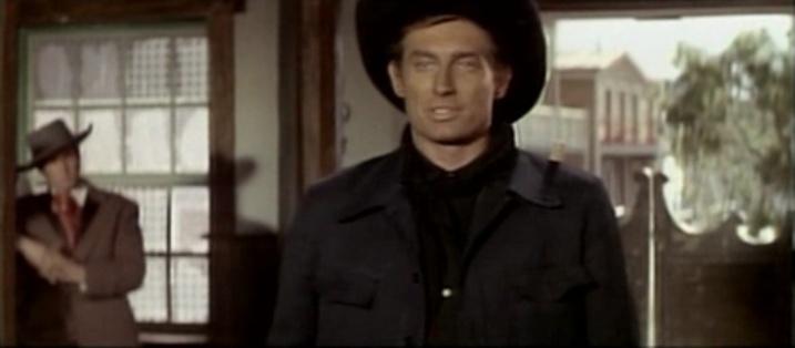 Trois cavaliers noirs . Tres Hombres Buenos . 1963. J.L. Romero Marchent. Vlcsn684