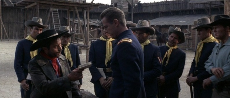 Les Aigles Noirs de Santa Fe. Die schwarzen Adler von Santa Fe. 1964. Ernst Hofbauer et Alberto Cardone. Vlcsn790