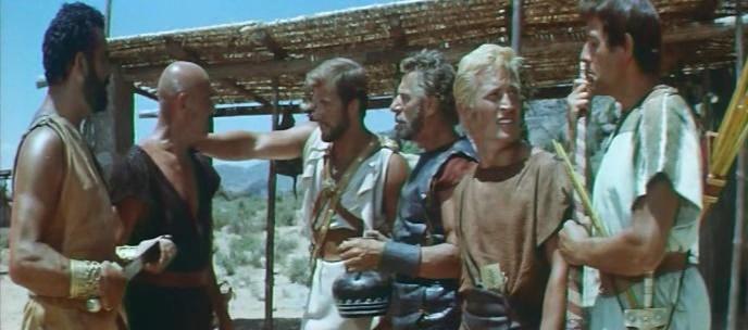 Les 7 gladiateurs. 1962. Pedro Lagaza. Vlcsn893