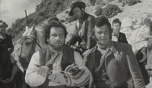 Les cavaliers sans peur. José María el Tempranillo . 1963. Jose Maria Forn Vlcsn913