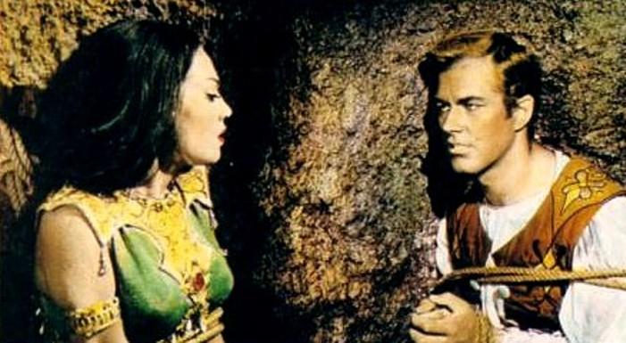 L'homme du Bengale. La montagna di luce - El diamante más grande del mundo . 1965 . Umberto Lenzi. X-homm10