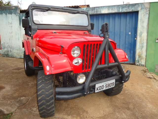 Jeep para venda, ano 67 Dsc00111