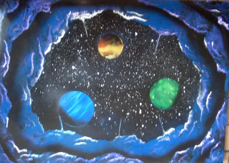 Le retour de loulou!!! et toutes mes peintures actuelles et à venir :) Cave210