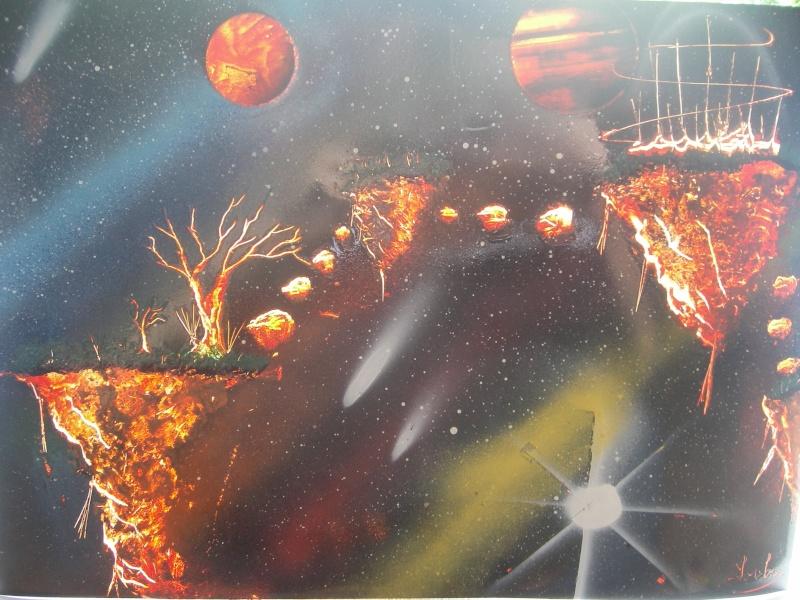 Le retour de loulou!!! et toutes mes peintures actuelles et à venir :) Cityes11