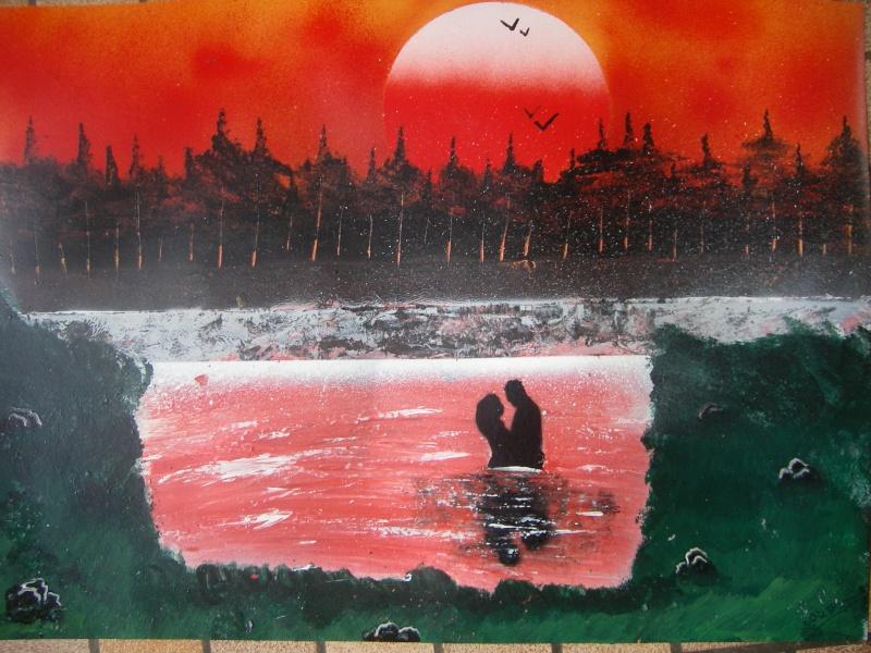 Le retour de loulou!!! et toutes mes peintures actuelles et à venir :) Couple10