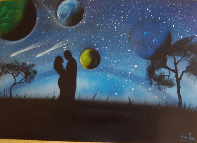 Le retour de loulou!!! et toutes mes peintures actuelles et à venir :) Couple12