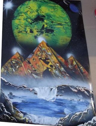 Le retour de loulou!!! et toutes mes peintures actuelles et à venir :) Pyrami10