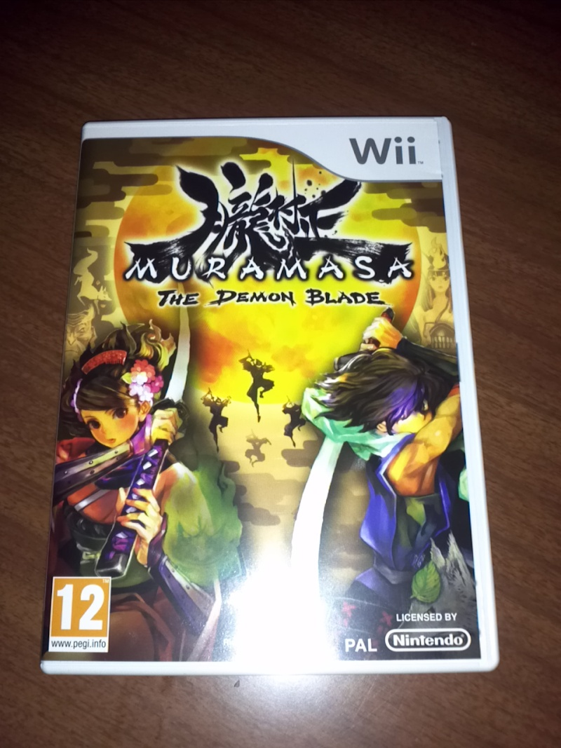 [seller] Wii - Muramasa: The Demon Blade Img03710
