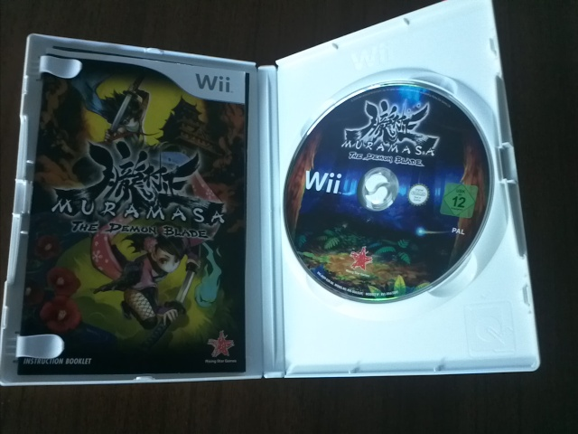 [seller] Wii - Muramasa: The Demon Blade Img05410
