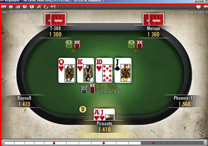 Online Poker iz rigged Clipbo20