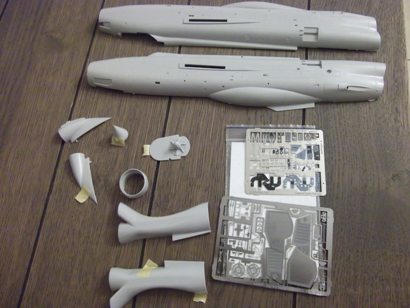BAC Lightning F.Mk.1A/F.2 Eduard 1/48 Dscf0261