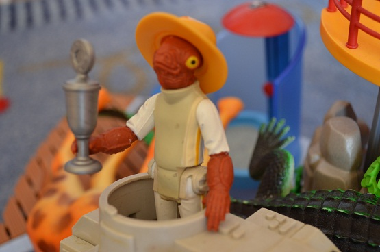Star Wars Figures in Action!!: Overview On Page 1 - Page 5 Ackbar25