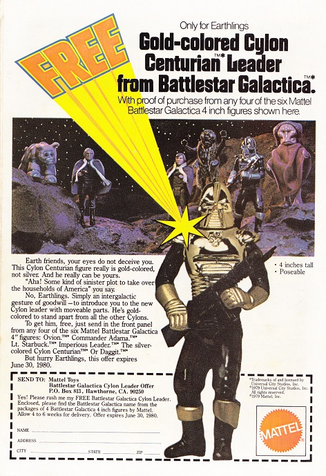 Does anyone else collect vintage Battlestar Galactica? Battle11