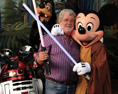 Disney to acquire Lucasfilm Ltd!! George10
