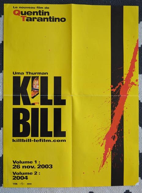 Movie Posters (non-Star Wars) Killbi10