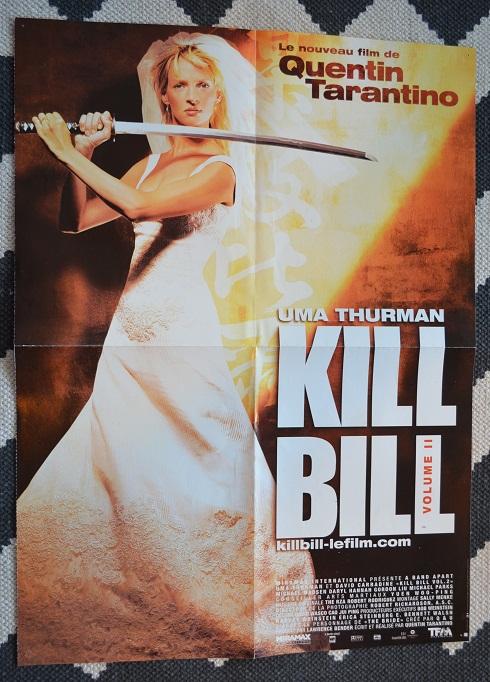 Movie Posters (non-Star Wars) Killbi11