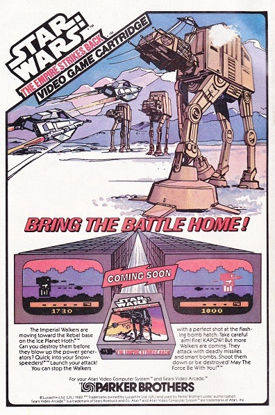 Vintage Star Wars adverts - the bizarre and the cool Power_10