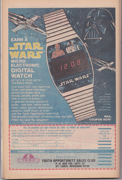 Vintage Star Wars adverts - the bizarre and the cool Starwa10