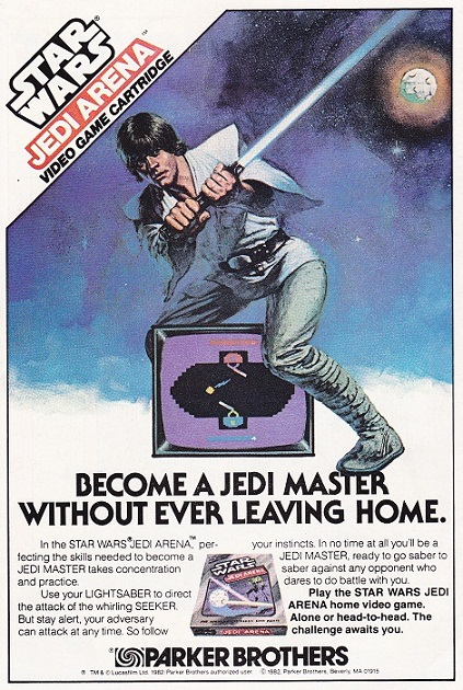 Vintage Star Wars adverts - the bizarre and the cool The_de13