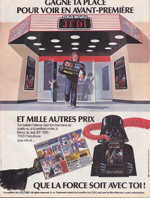 Vintage Star Wars adverts - the bizarre and the cool Tvtr_s10