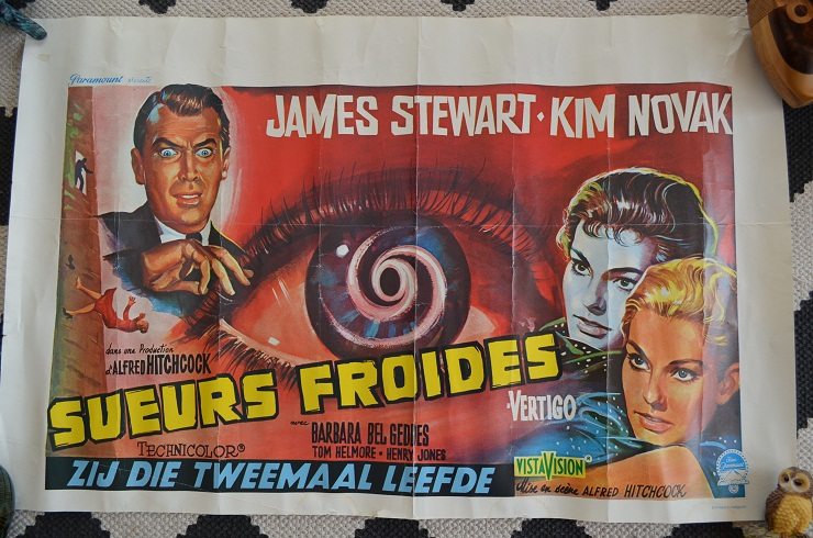 Movie Posters (non-Star Wars) Vertig10