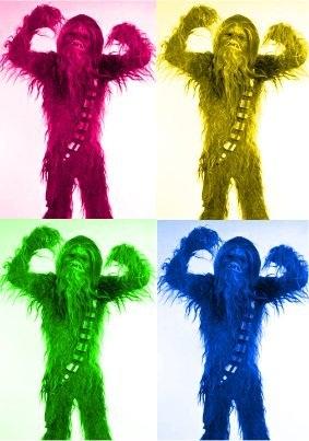 Green Limb Chewbacca - Variation or Degredation? - Page 3 Warhol10