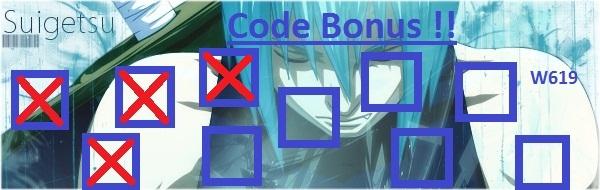 Codes Bonus  W619_c11