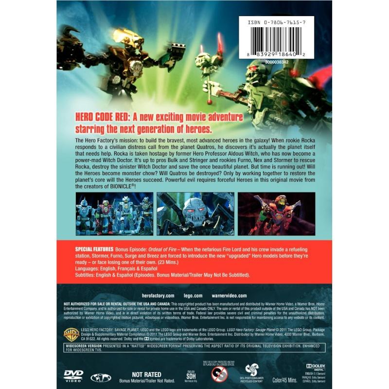 [08/07/2011] Couverture du prochain DVD Hero Factory dévoilé - Page 2 91dzgc10