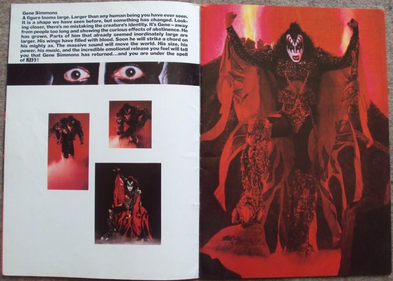 KISS, QUAND TU ME  TOUR.....NES EN BOOK! - Page 6 Dsc02354