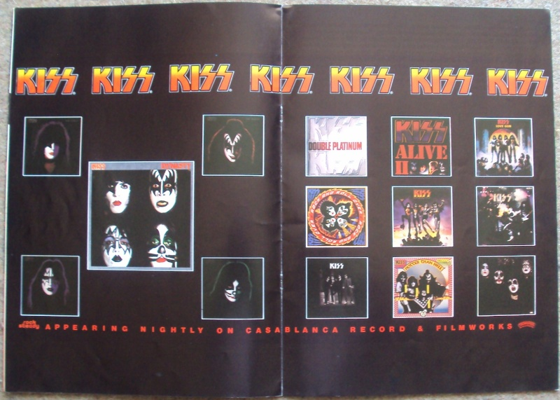 KISS, QUAND TU ME  TOUR.....NES EN BOOK! - Page 6 Dsc02356