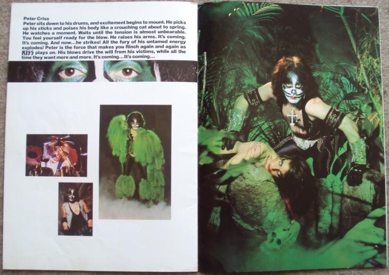 KISS, QUAND TU ME  TOUR.....NES EN BOOK! - Page 6 Dsc02358