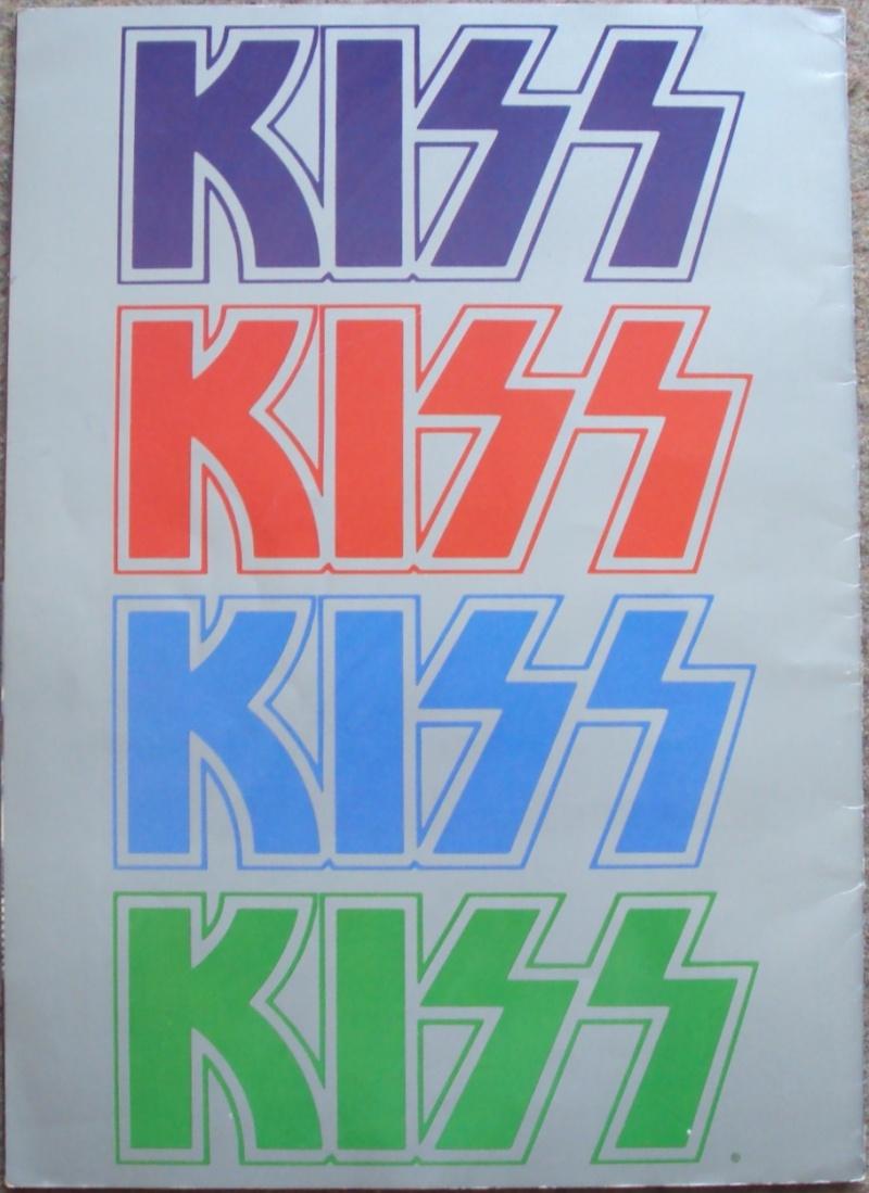 KISS, QUAND TU ME  TOUR.....NES EN BOOK! - Page 6 Dsc02360