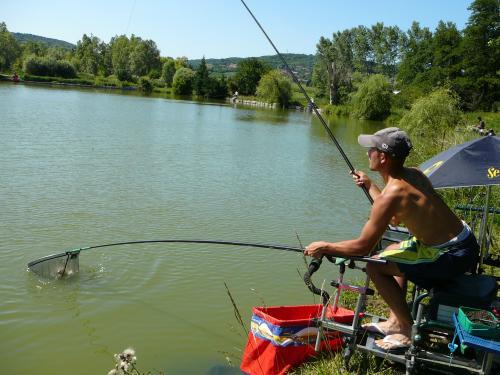 Festival de pêche sur le plan d'eau de Chuzelles (38) les 16 et 17 juin 2012 Af3fae11