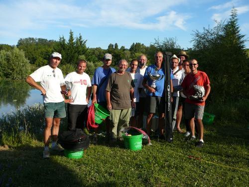 Festival de pêche sur le plan d'eau de Chuzelles (38) les 16 et 17 juin 2012 Dd3c4410