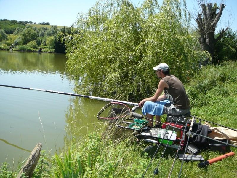 Festival de pêche sur le plan d'eau de Chuzelles (38) les 16 et 17 juin 2012 - Page 2 P1090113