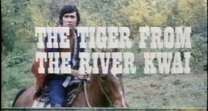 La tigre de la rivière Kwai ( La tigre venuta dal fiume Kwai ) - 1975 - Franco Lattanzi 1111