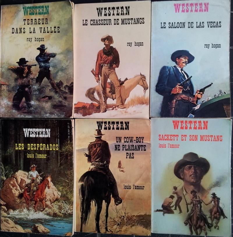 """Collection """" Le Masque """" Western  de La librairie des Champs Elysées 20120610"""