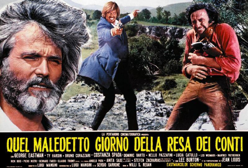 Sabata règle ses comptes - Quel maledetto giorno della resa dei conti - Sergio Garrone - 1971 Django10
