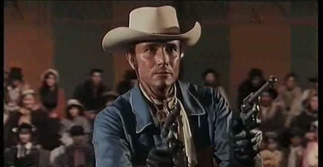 Deux pistolets pour un lâche (Il pistolero segnato di Dio ) -1967- Calvin Jackson Paget (Giorgio Ferroni) Vlcsn111