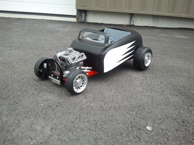 Ford T HotRod 1/6 Photo111