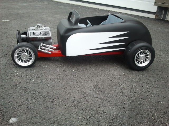 Ford T HotRod 1/6 Photo112