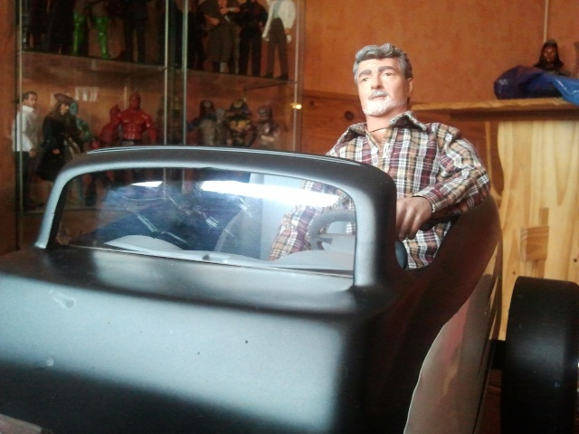 Ford T HotRod 1/6 Photo118