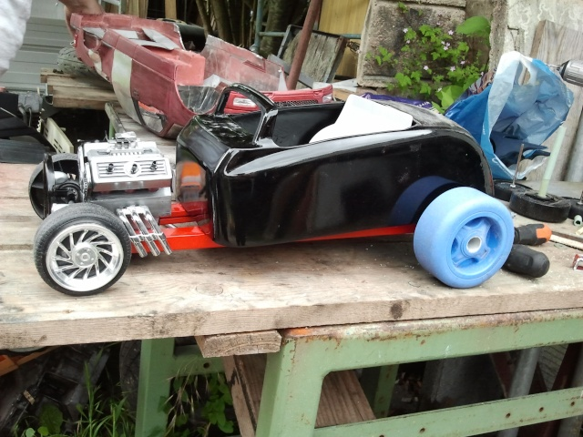 Ford T HotRod 1/6 Photo121