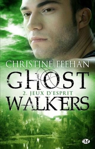 GHOSTWALKERS (Tome 2) JEUX D'ESPRIT de Christine Feehan 1108-g11