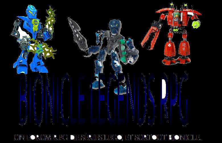Bionicle Legends rpg