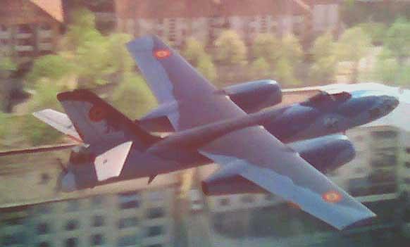 Romanian Il-28 (Actually a Harbin H-5R) 310x10