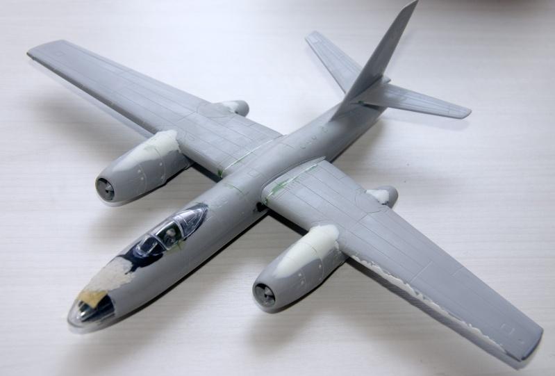 Romanian Il-28 (Actually a Harbin H-5R) 8945_h10