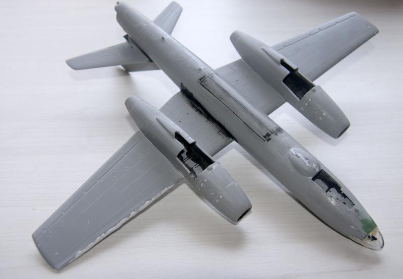 Romanian Il-28 (Actually a Harbin H-5R) 8947_h10
