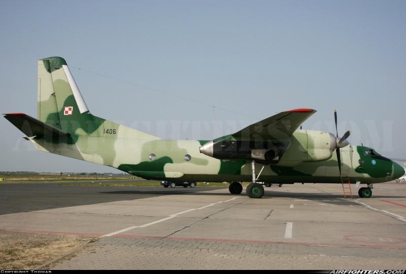Amodel An-26 in Polish markings Photo_10